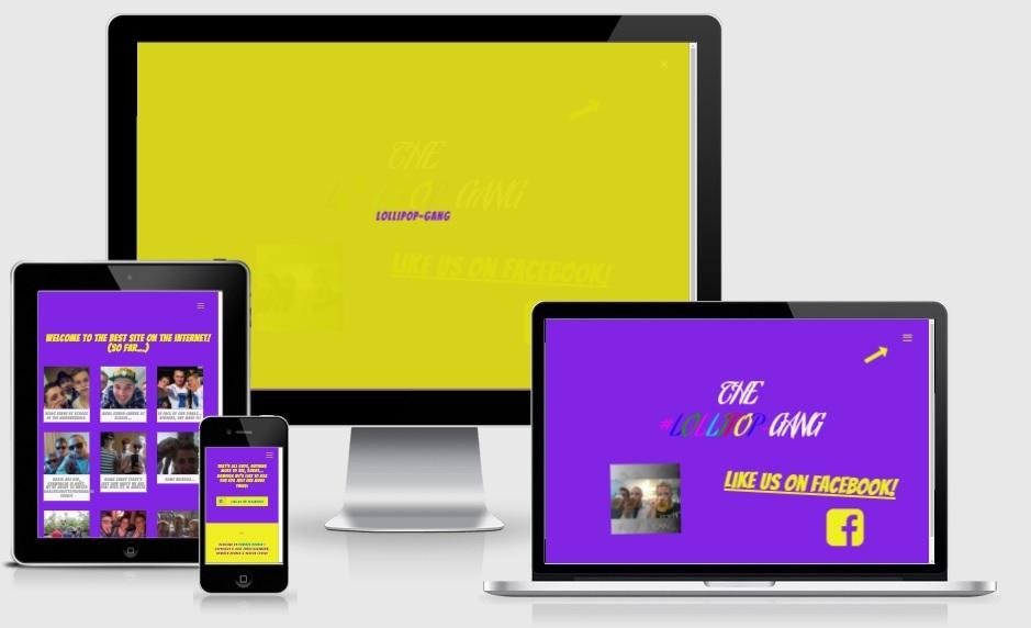 Webdesign_Dominik_Rohrer_Referenzen_Lollipop-Gang