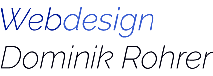 Webdesign_Dominik_Rohrer_Logo_Mobile