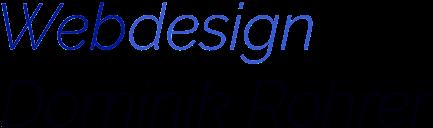 Webdesign_Dominik_Rohrer_Logo_Desktop