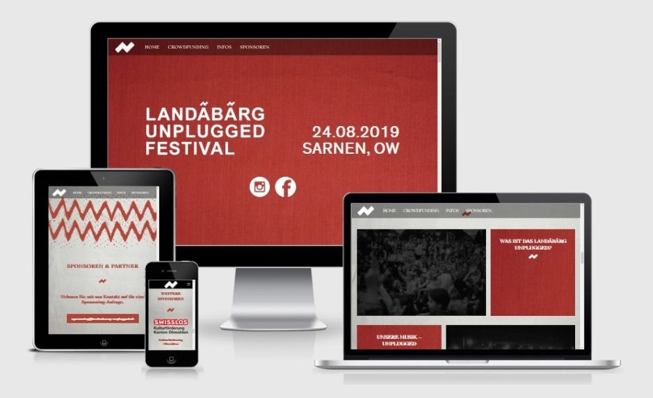 Landäbärg Unplugged